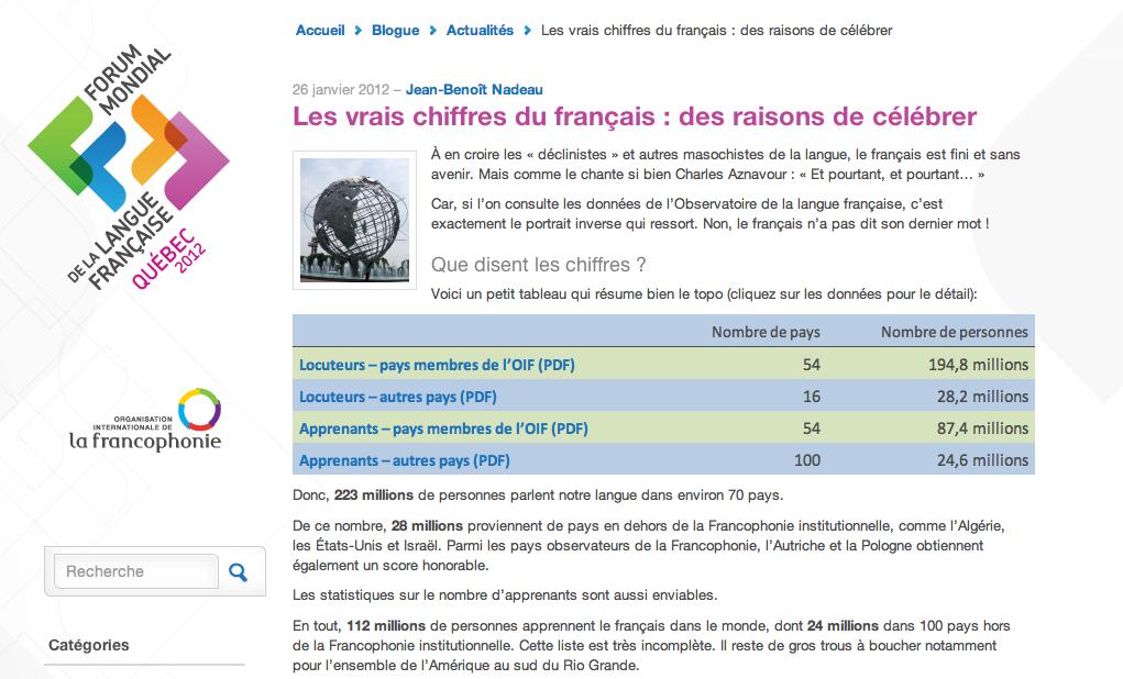 chiffres-francophonie